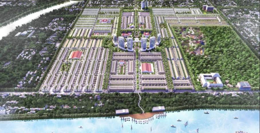 Mặt bằng Đại Đô Thị Stella Mega City