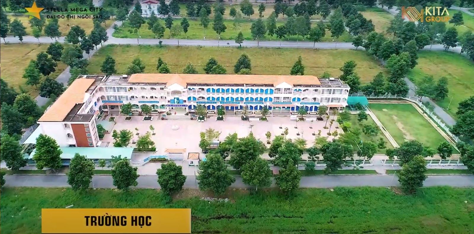 Trường tiểu học Bình Thủy Stella Mega City